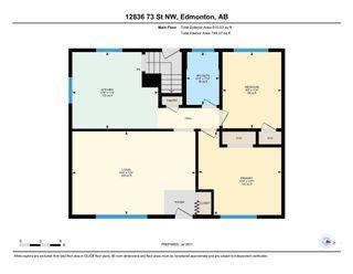 Photo 40: 12836 73 Street NW in Edmonton: Zone 02 House for sale : MLS®# E4256298