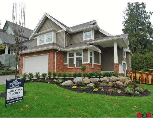 "Main Photo: 16571 BELL Road in Surrey: Cloverdale BC House for sale in ""Bell Ridge Estates"" (Cloverdale)  : MLS®# F2722287"