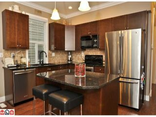 "Photo 2: 6013 164TH Street in Surrey: Cloverdale BC House for sale in ""VISTA'S"" (Cloverdale)  : MLS®# F1100146"