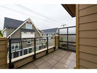"""Photo 20: 3651 COMMERCIAL Street in Vancouver: Victoria VE Townhouse for sale in """"Brix II"""" (Vancouver East)  : MLS®# V1087761"""