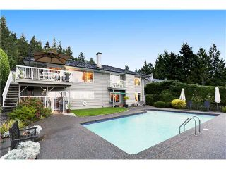 Photo 3: 3250 Westmount Rd in West Vancouver: Westmount WV House for sale : MLS®# V1091500