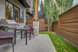 Photo 41: 101 830 2 Avenue NW in Calgary: Sunnyside Row/Townhouse for sale : MLS®# A1150753