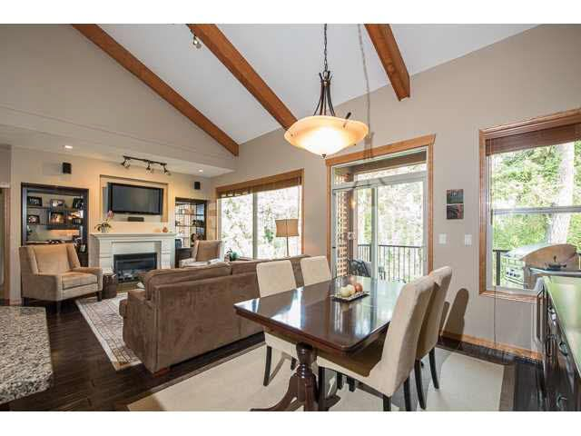"""Photo 7: Photos: 85 24185 106B Avenue in Maple Ridge: Albion Townhouse for sale in """"TRAILS EDGE BY OAKVALE"""" : MLS®# V1143588"""