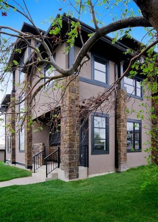 Photo 1: 1717 15 Street NW in Calgary: Capitol Hill Semi Detached for sale : MLS®# A1109111