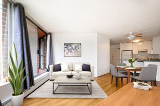 """Photo 8: 721 1333 HORNBY Street in Vancouver: Downtown VW Condo for sale in """"Anchor Point III"""" (Vancouver West)  : MLS®# R2610056"""