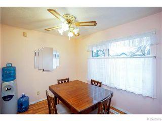 Photo 8: 86 Northcliffe Drive in WINNIPEG: Transcona Residential for sale (North East Winnipeg)  : MLS®# 1529487