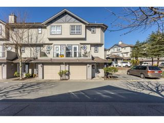 "Photo 1: 43 11229 232 Street in Maple Ridge: East Central Townhouse for sale in ""FOXFIELD"" : MLS®# R2566585"