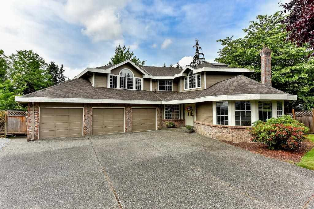 """Main Photo: 14980 81A Avenue in Surrey: Bear Creek Green Timbers House for sale in """"Morningside Estates"""" : MLS®# R2075974"""