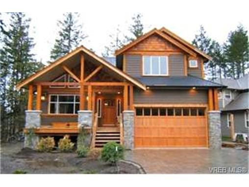 Main Photo: 3590 Castlewood Rd in VICTORIA: Co Latoria House for sale (Colwood)  : MLS®# 421924