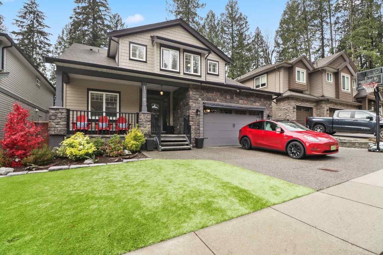 Main Photo: 13583 BALSAM Street in Maple Ridge: Silver Valley House for sale : MLS®# R2518972