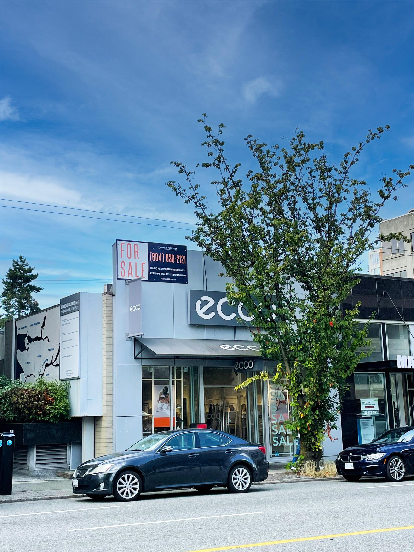 Main Photo: 2675 GRANVILLE Street in Vancouver: Fairview VW Retail for sale (Vancouver West)  : MLS®# C8039842