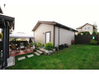 "Photo 13: 22975 136TH Avenue in Maple Ridge: Silver Valley House for sale in ""SILVER RIDGE (THE CREST)"" : MLS®# V1080441"