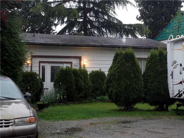 Photo 1: Photos: 1960 WESTMINSTER AV in Port Coquitlam: Glenwood PQ House for sale : MLS®# V1120316