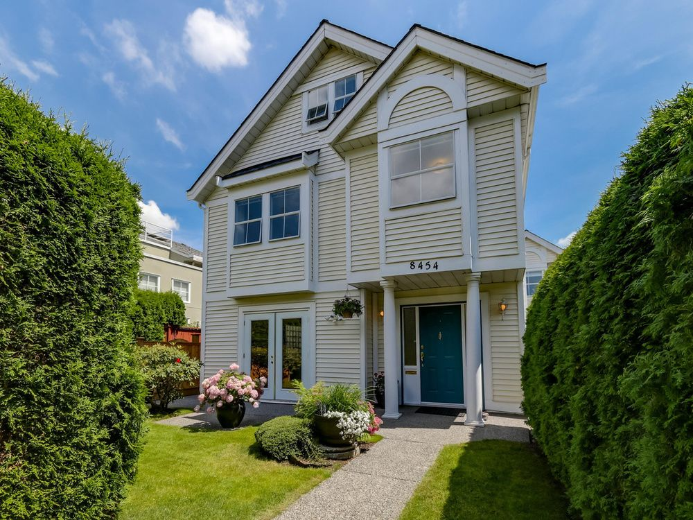 Main Photo: 8454 Fremlin Street in Vancouver: Marpole Home for sale ()  : MLS®# R2087254