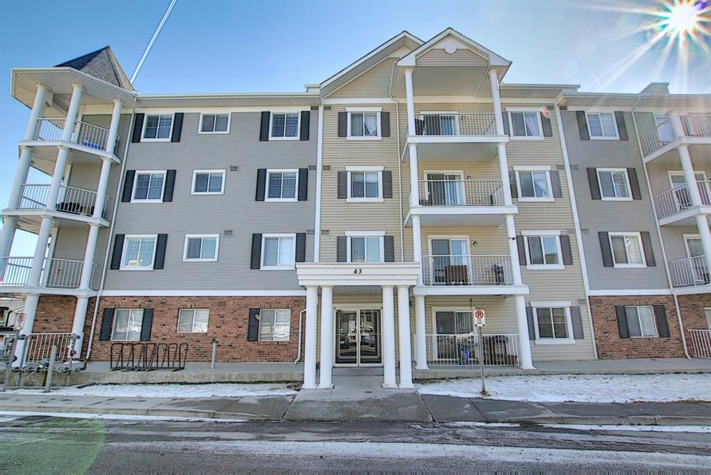 Photo 1: Photos: 2211 43 Country Village Lane NE in Calgary: Country Hills Village Apartment for sale : MLS®# A1085719