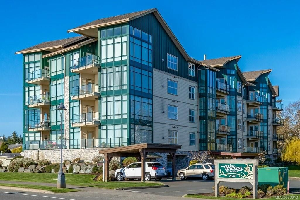 Main Photo: 203 2676 S Island Hwy in : CR Willow Point Condo for sale (Campbell River)  : MLS®# 873043