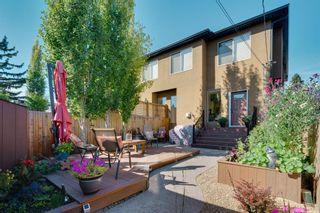 Photo 41: 729 23 Avenue NW in Calgary: Mount Pleasant Semi Detached for sale : MLS®# A1031696