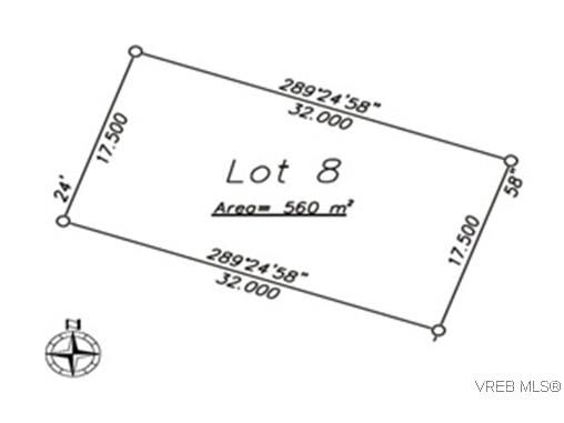 Main Photo:  in VICTORIA: SW Strawberry Vale Land for sale (Saanich West)  : MLS®# 477404