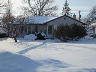 Photo 1: 14 Royal Crescent in WINNIPEG: West Kildonan / Garden City Residential for sale (North West Winnipeg)  : MLS®# 1600987