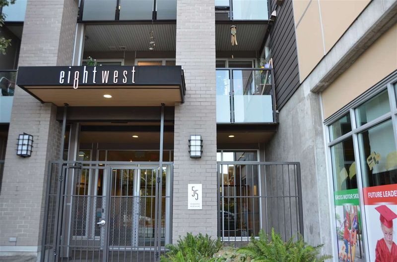 FEATURED LISTING: 417 - 55 EIGHTH Avenue New Westminster