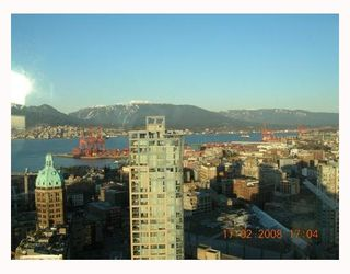 """Photo 3: 3606 602 CITADEL PARADE BB in Vancouver: Downtown VW Condo for sale in """"SPECTRUM"""" (Vancouver West)  : MLS®# V689482"""