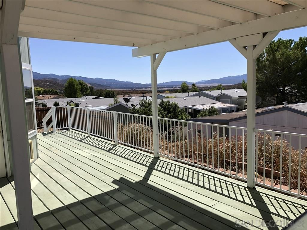 Main Photo: WARNER SPRINGS Manufactured Home for sale : 3 bedrooms : 35109 Highway 79 #183