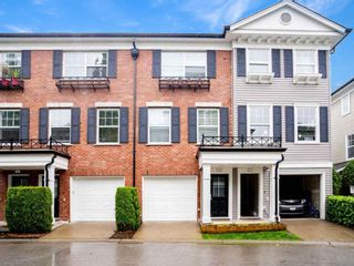 """Photo 1: 50 11067 BARNSTON VIEW Road in Pitt Meadows: South Meadows Townhouse for sale in """"COHO"""" : MLS®# R2472923"""