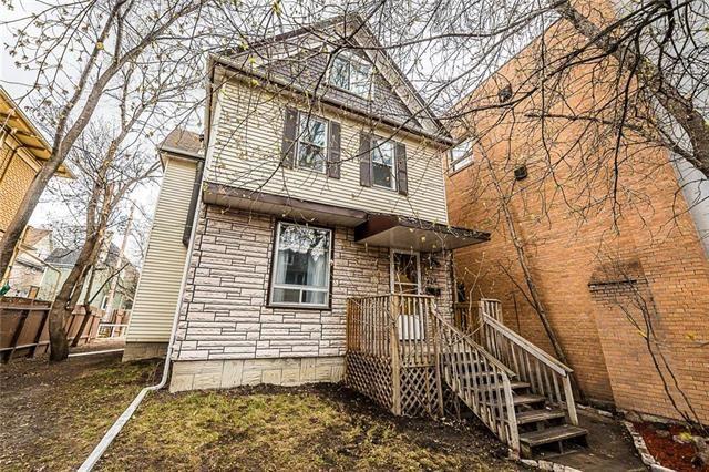 Main Photo: 226 Walnut Street in Winnipeg: Wolseley Residential for sale (5B)  : MLS®# 1909832