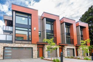 Photo 1: 402 2130 Sooke Rd in Colwood: Co Hatley Park Row/Townhouse for sale : MLS®# 842387