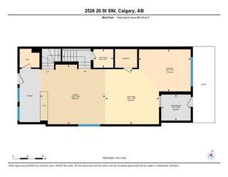 Photo 48: 2528 20 Street SW in Calgary: Richmond Semi Detached for sale : MLS®# A1154096