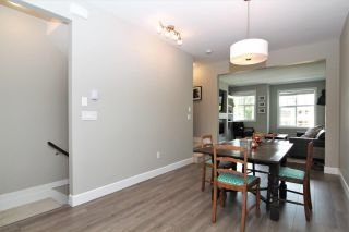"""Photo 5: 33 33460 LYNN Avenue in Abbotsford: Central Abbotsford Townhouse for sale in """"ASTON ROW"""" : MLS®# R2265233"""
