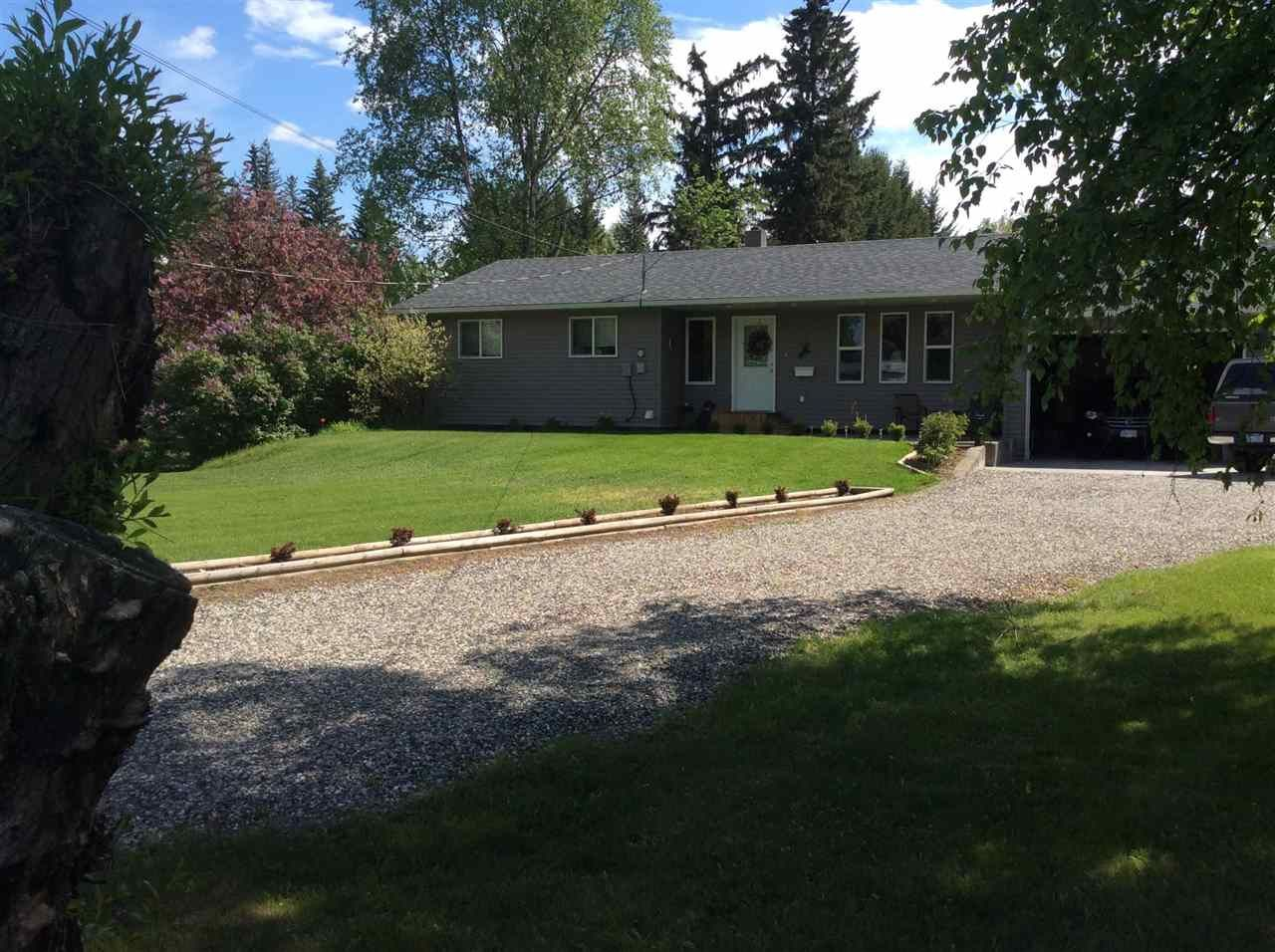 "Photo 1: Photos: 2237 SHORT Avenue in Quesnel: Red Bluff/Dragon Lake House for sale in ""RED BLUFF"" (Quesnel (Zone 28))  : MLS®# R2530456"