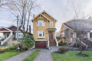 Photo 2: 3528 W 5TH Avenue in Vancouver: Kitsilano 1/2 Duplex for sale (Vancouver West)  : MLS®# R2548810