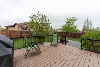 Photo 48: 158 Brookstone Place in Winnipeg: South Pointe Residential for sale (1R)  : MLS®# 202112689