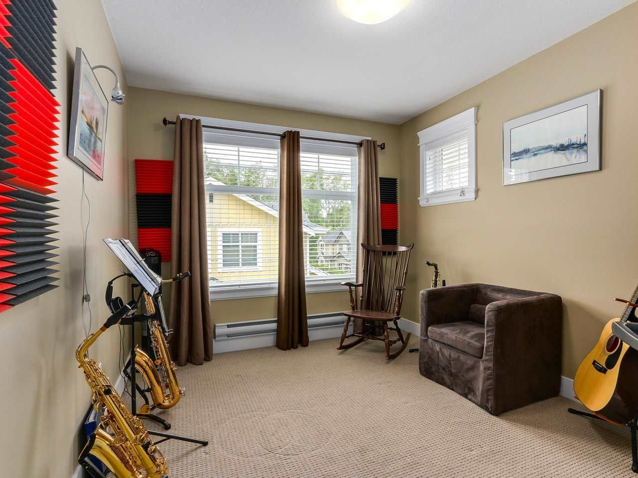 """Photo 13: Photos: 31 17171 2B Avenue in Surrey: Pacific Douglas Townhouse for sale in """"AUGUSTA TOWNHOUSES"""" (South Surrey White Rock)  : MLS®# R2280398"""