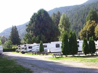 Photo 1: listed RV site: Business with Property for sale