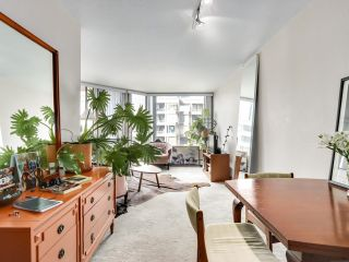 """Photo 4: 616 1333 HORNBY Street in Vancouver: Downtown VW Condo for sale in """"ANCHOR POINT"""" (Vancouver West)  : MLS®# R2620543"""