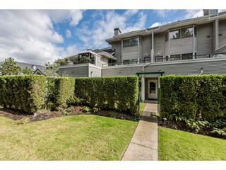 Photo 1: 7 13640 84 AVENUE in Surrey: Bear Creek Green Timbers Townhouse for sale : MLS®# R2106504