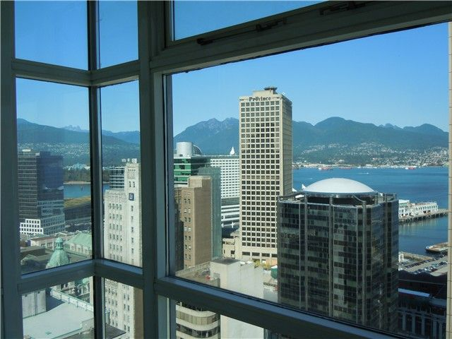 """Main Photo: 2707 438 SEYMOUR Street in Vancouver: Downtown VW Condo for sale in """"Conference Plaza"""" (Vancouver West)  : MLS®# V971590"""