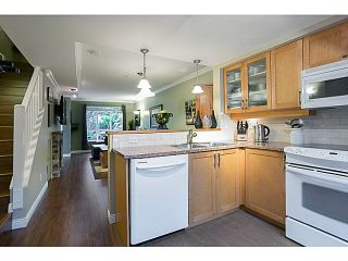 """Photo 2: 14 288 ST DAVIDS Avenue in North Vancouver: Lower Lonsdale Townhouse for sale in """"ST DAVIDS LANDING"""" : MLS®# V1055274"""