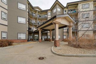 Photo 2: 411 8702 SOUTHFORT Drive: Fort Saskatchewan Condo for sale : MLS®# E4235208