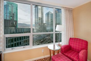 "Photo 8: 1821 1128 W HASTINGS Street in Vancouver: Coal Harbour Condo for sale in ""MARRIOTT PINNACLE HOTEL"" (Vancouver West)  : MLS®# R2135243"