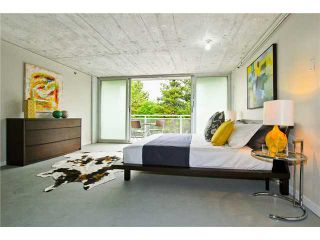 """Photo 7: 203 1540 W 2ND Avenue in Vancouver: False Creek Condo for sale in """"WATERFALL BUILDING"""" (Vancouver West)  : MLS®# V954778"""