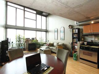 """Photo 4: # 1007 289 ALEXANDER ST in Vancouver: Hastings Condo for sale in """"EDGE"""" (Vancouver East)  : MLS®# V883216"""