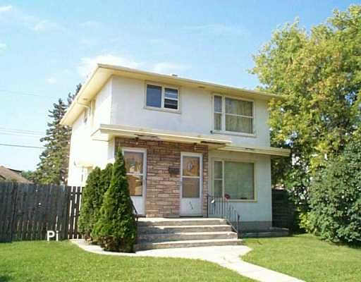 Main Photo: 578 JOHNSON Avenue East in WINNIPEG: East Kildonan Duplex for sale (North East Winnipeg)  : MLS®# 2712671