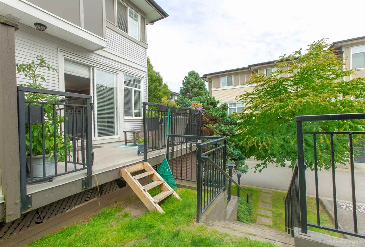 """Photo 28: Photos: 50 1010 EWEN Avenue in New Westminster: Queensborough Townhouse for sale in """"Windsor Mews"""" : MLS®# R2468809"""