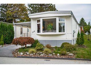 """Photo 2: 108 15875 20 Avenue in Surrey: King George Corridor Manufactured Home for sale in """"Sea Ridge Bays"""" (South Surrey White Rock)  : MLS®# R2512573"""