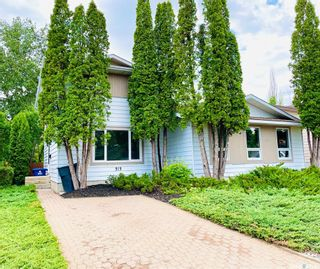 Photo 1: 313 La Ronge Road in Saskatoon: River Heights SA Residential for sale : MLS®# SK859361