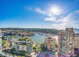 Photo 2: 2103 1500 HORNBY Street in Vancouver: Yaletown Condo for sale (Vancouver West)  : MLS®# R2625343