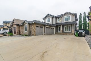 Photo 2: 5246 MULLEN Crest in Edmonton: Zone 14 Attached Home for sale : MLS®# E4255737